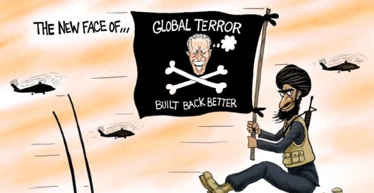 Cartoon of the Day: Gunrunner by A. F. Branco