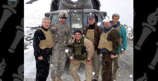Afghan who saved Biden's life in 2008 begging POTUS to save him and family from Taliban by Jeff Dunetz