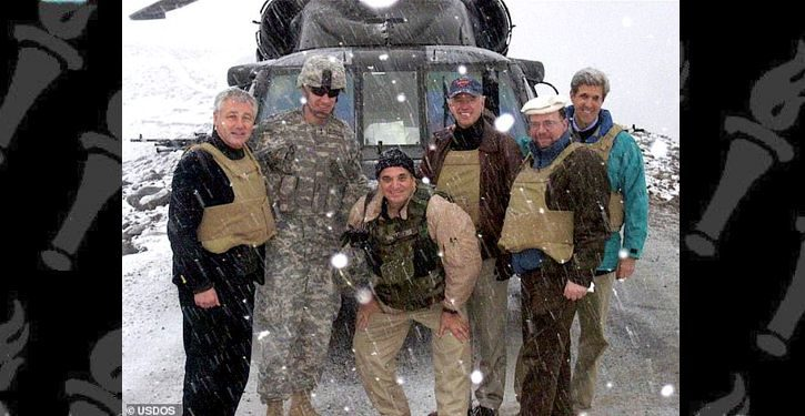 Afghan who saved Biden's life in 2008 begging POTUS to save him and family from Taliban