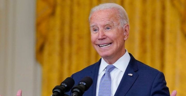 One in five Americans want to take back their 2020 Biden vote