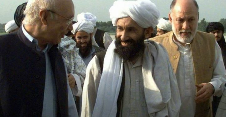 State Department 'concerned' after Taliban puts designated terrorist in its cabinet?
