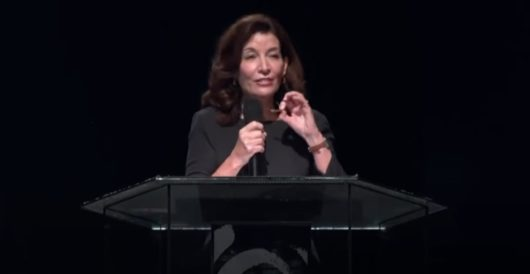 NY Gov. Hochul tells audience unvaxed 'aren't listening to God and what God wants' – UPDATE by J.E. Dyer