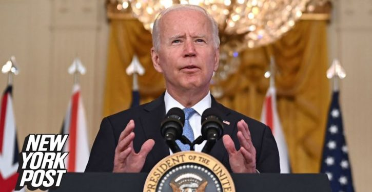 Poll: Americans really don't like Biden