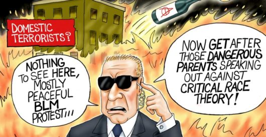 Cartoon of the Day: Parent Trap by A. F. Branco