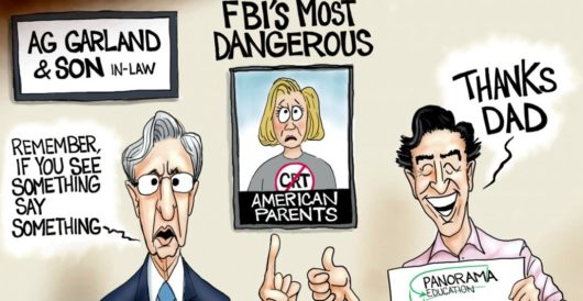 Cartoon of the Day: All in the Family by A. F. Branco