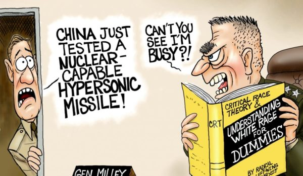 Cartoon of the Day: Military Readiness by A. F. Branco