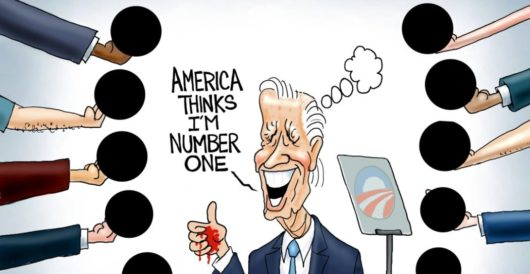 Cartoon of the Day: Let's Go Brandon by A. F. Branco