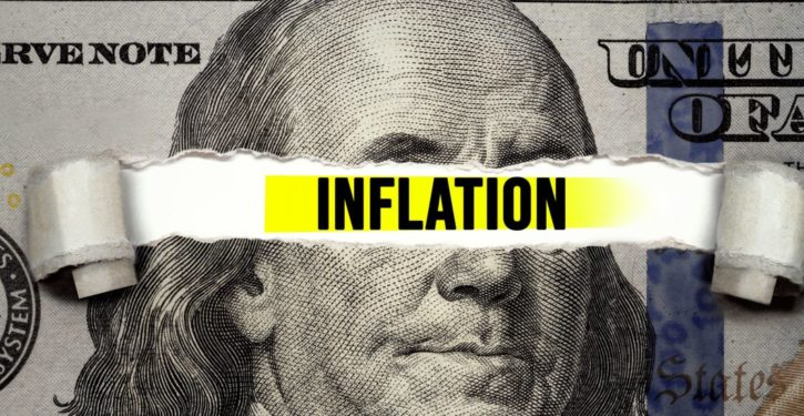 Americans Getting Poorer As Prices Go Up 5.4% Year Over Year And Wages Can't Keep Up