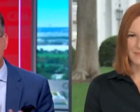 Psaki Says Surging Prices Are 'A Good Thing' When Cornered By Jake Tapper