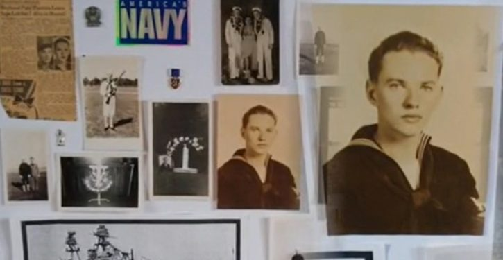 Remains of Detroit Navy vet lost at sea in Pearl Harbor ID'd