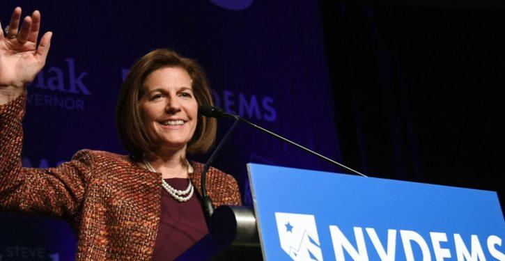 POLL: Democratic Nevada Sen. Catherine Cortez Masto Neck And Neck With GOP Challenger