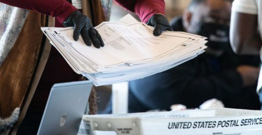Two Election Employees Fired For Allegedly Shredding Voter Applications In Georgia by Daily Caller News Foundation