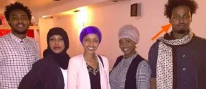 Muslim candidate endorsed by Ocasio-Cortez married to two men, one of whom may be her brother