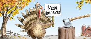 Cartoon of the Day: Crying fowl