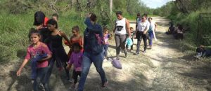 Yes, caravan still 'hundreds of miles away' but it is dwarfed by daily illegal border crossings
