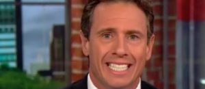 CNN's Chris Cuomo skips Avenatti news, rest of network barely touches