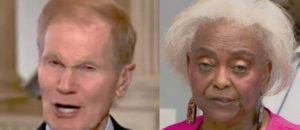 If Bill Nelson ends up losing — and he will — it won't be for Brenda Snipes's lack of trying