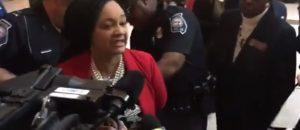 Georgia Democratic state senator arrested during election protests