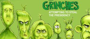 Cartoon of the Day: Mean green machine