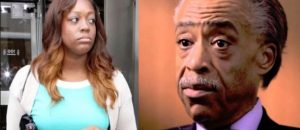 Al Sharpton's daughter wins lawsuit over sprained ankle ... despite having proved she lied