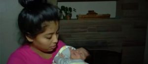 Honduran woman who scaled border wall to give birth in U.S. complains she was treated like criminal