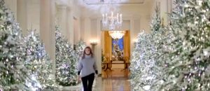 Trump cancels White House Christmas party for the press. Who can blame him?
