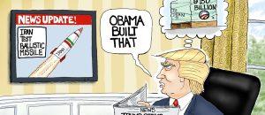 Cartoon of the Day: Going ballistic