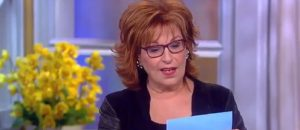 'View' host Joy Behar says Sen. Orrin Hatch should go to jail for not opposing Trump