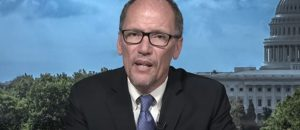 Tom Perez feuds with state Democratic parties over voter data; 'uproar,' 'petulant'