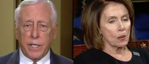 Dissension in the ranks: Steny Hoyer breaks with Pelosi, says he would welcome Trump for SOTU