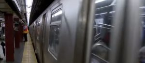 NYC Transit cops mounted urgent sting operation when pro-Trump graffiti hit subway station