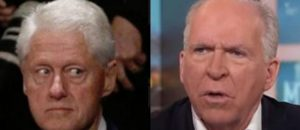 The 2015 saga: A weekend with John Brennan and Bill Clinton