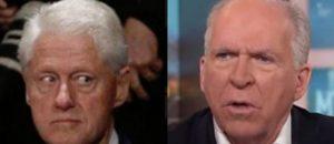 The 2015 saga: A weekend with John Brennan and Bill Clinton