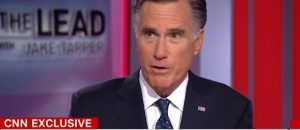 Romney says 'sickened, appalled' by view of Trump team depicted in Mueller Report