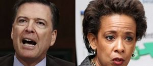 Bombshell: Transcripts show Obama AG Loretta Lynch accusing James Comey of lying under oath