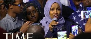 Are Ilhan Omar's words those of a patriot who loves America?