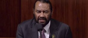 Dem Rep. Al Green introduces articles of impeachment against Trump